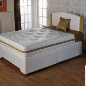 Regal Gold Divan